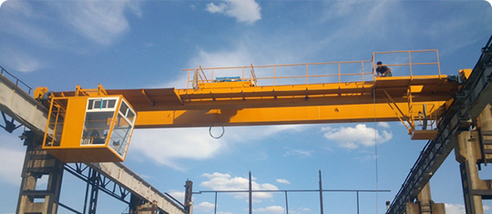 Производим крановые и мостовые конструкции
